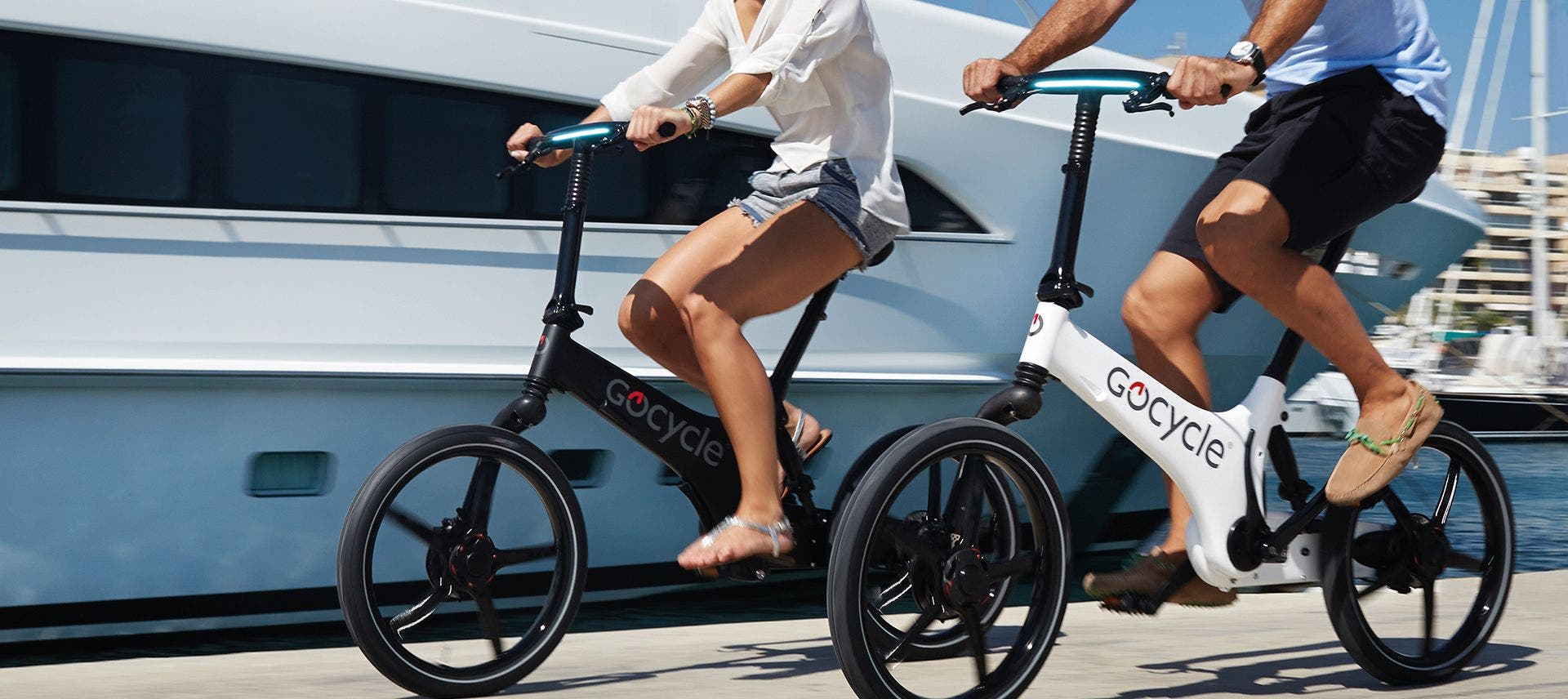GoCycle GX, Fast Folding E-Bike. Picture: https://gocycle.com/models/gocycle-gx-gxi/