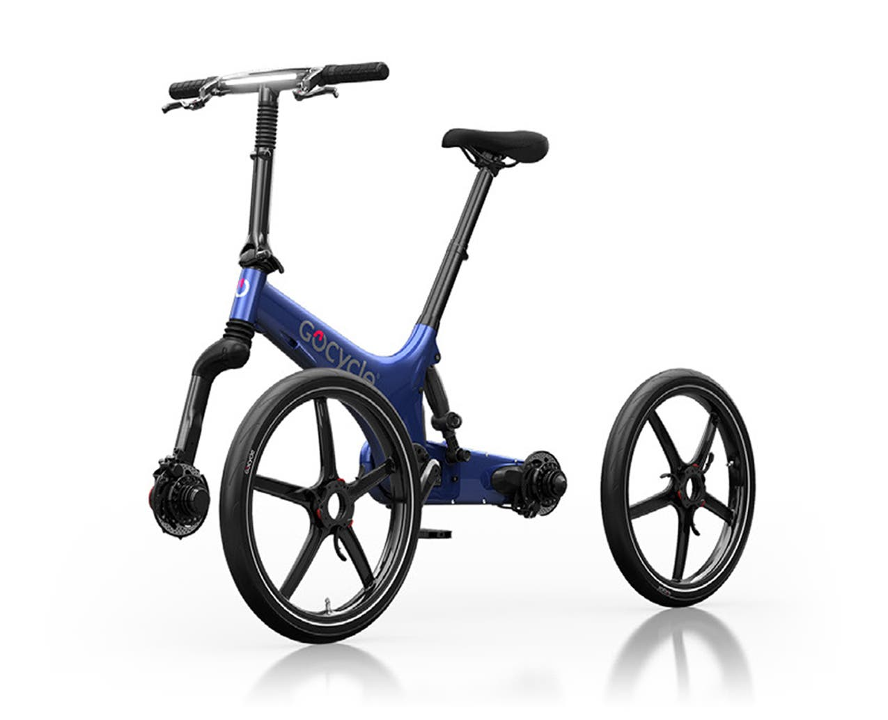 GoCycle GS, Folding E-Bike. Picture: https://gocycle.com/models/gocycle-gs