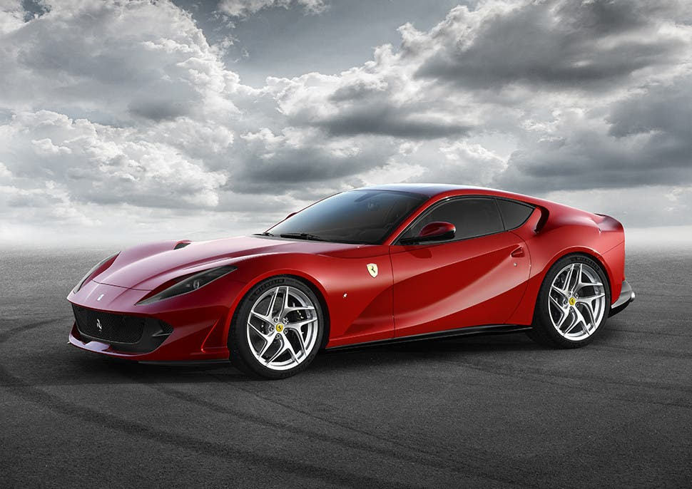 812 Superfast, Courtesy Ferrari