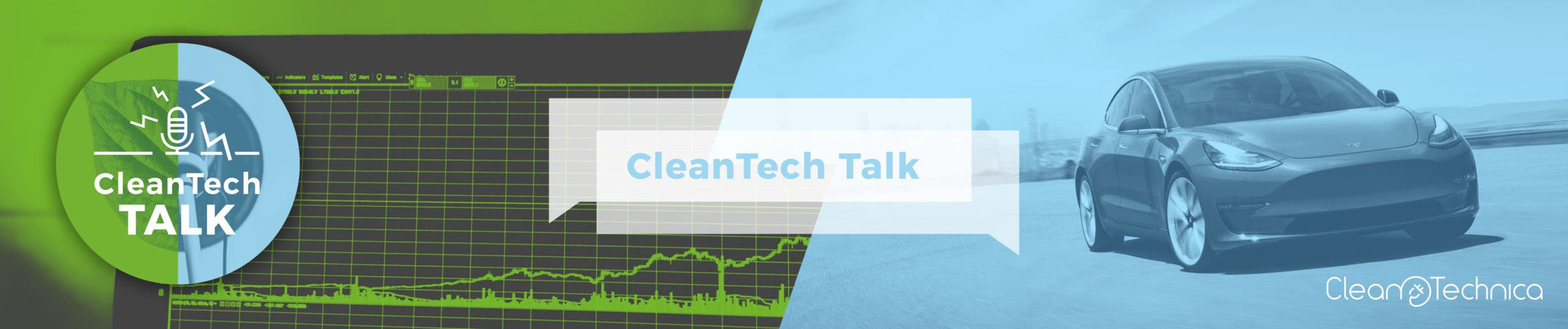 The EV Transition & EV Charging Evolution — CleanTech Talk with Ideanomics CEO Alf Poor