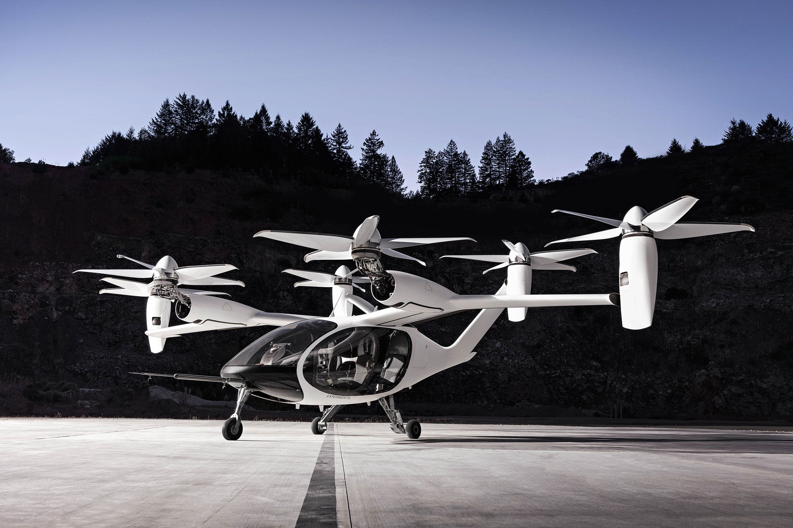 photo of Toyota Invests In Joby Aviation Electric Air Taxi Service image