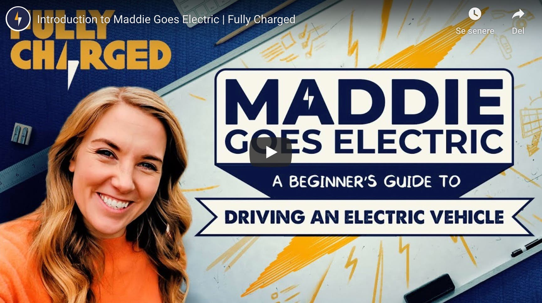 Maddy Goes Electric — Great Series For EV Newbies ...