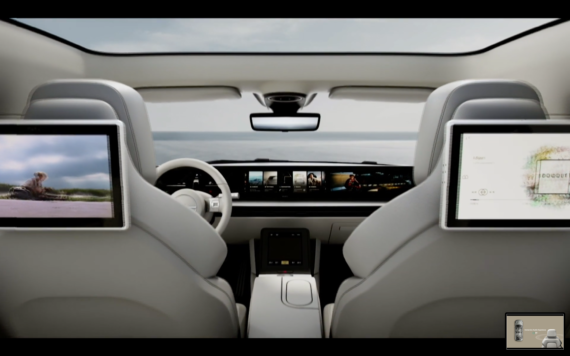 Sony Shocks — Announces Electric Car | CleanTechnica