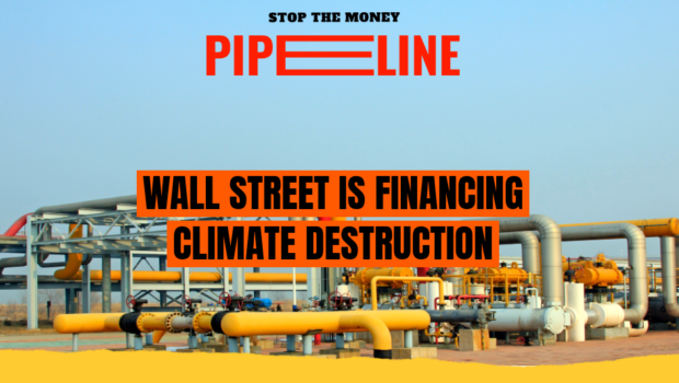 Stop The Money Pipeline