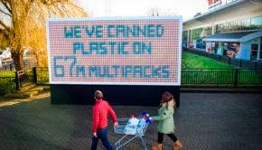 Tesco plastic pledge