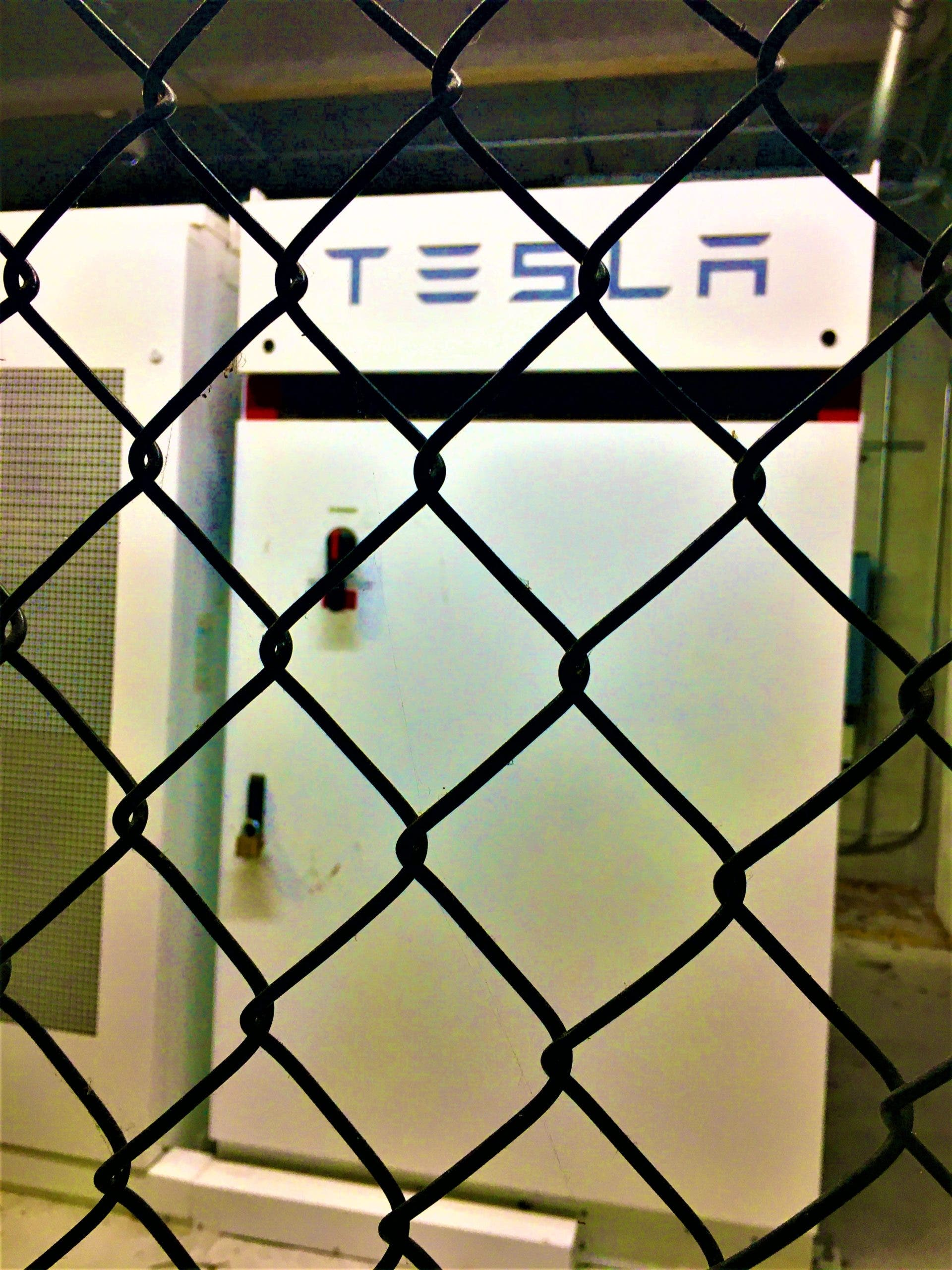 Tesla Charging Greenlots Charger WIth Solar Cynthia Shahan | CleanTechnica