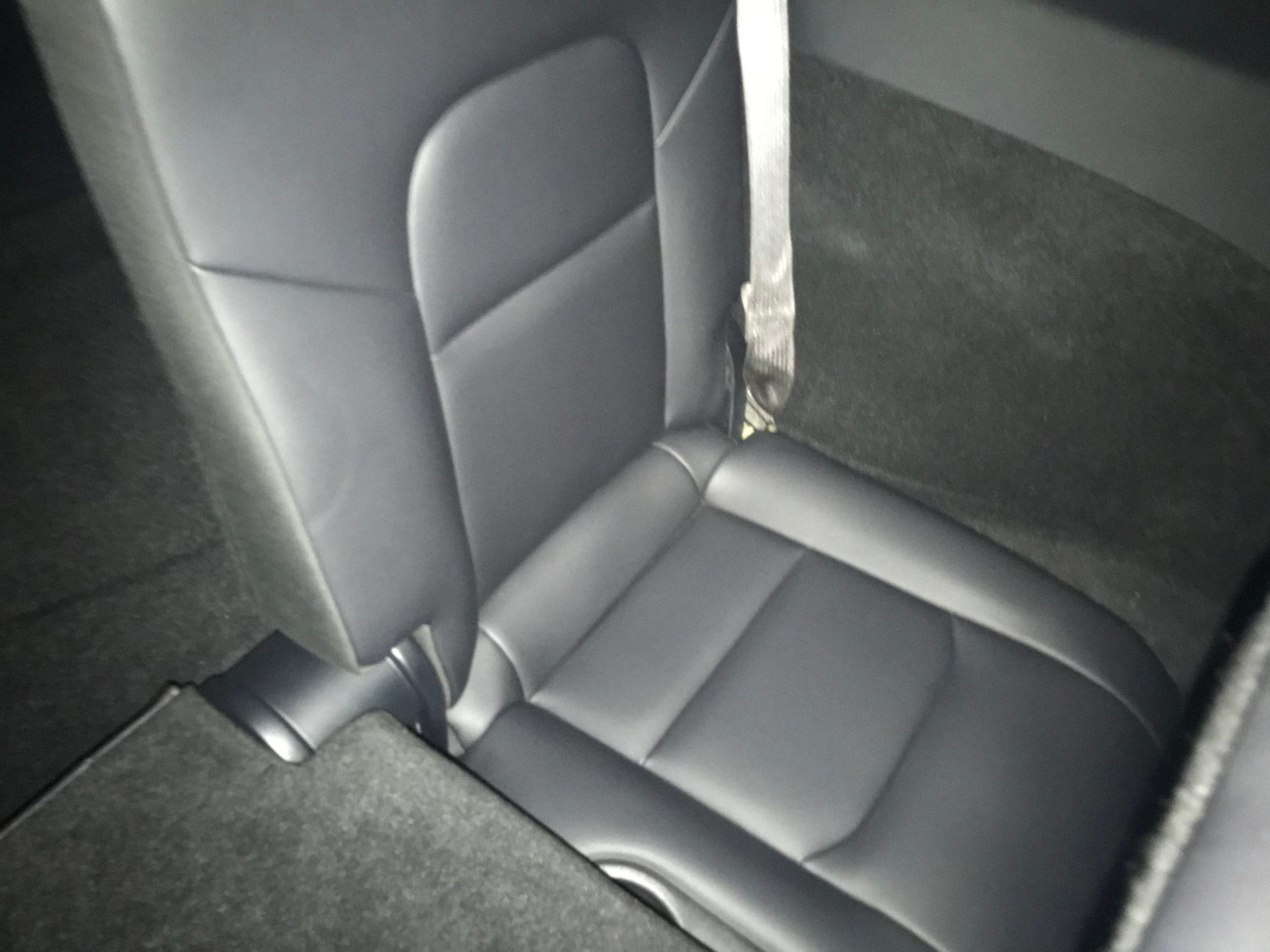 Tesla Model Y Interior Detailed Pictures Leaked At Last