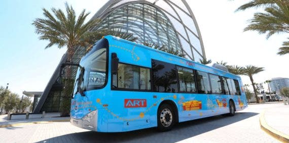 photo of California: Incentives for Clean Trucks & Buses image