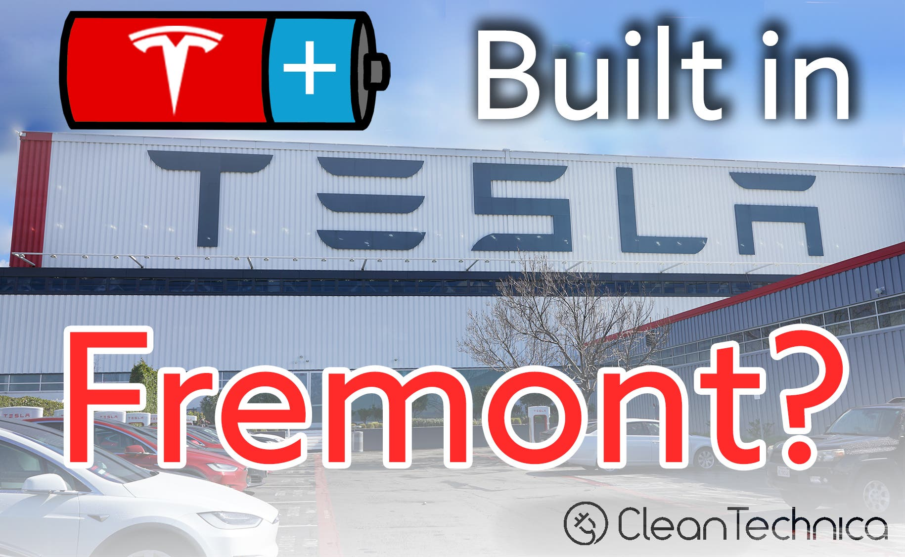 Biggest Tesla News Of The Year: Next-Gen Battery Cell Production In Fremont