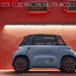 Citroen Ami Electric Car