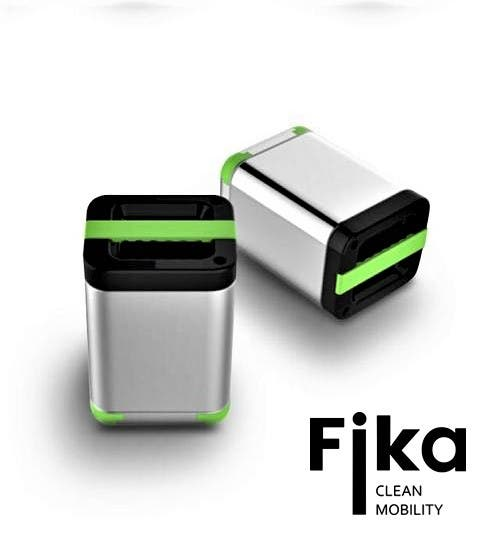 Fika Mobility Swappable Batteries