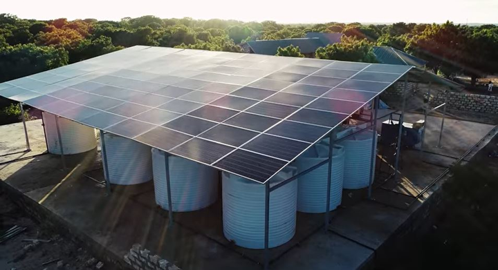 GivePower Solar Desalinization Plant Brings Clean Water To Desperate People | CleanTechnica