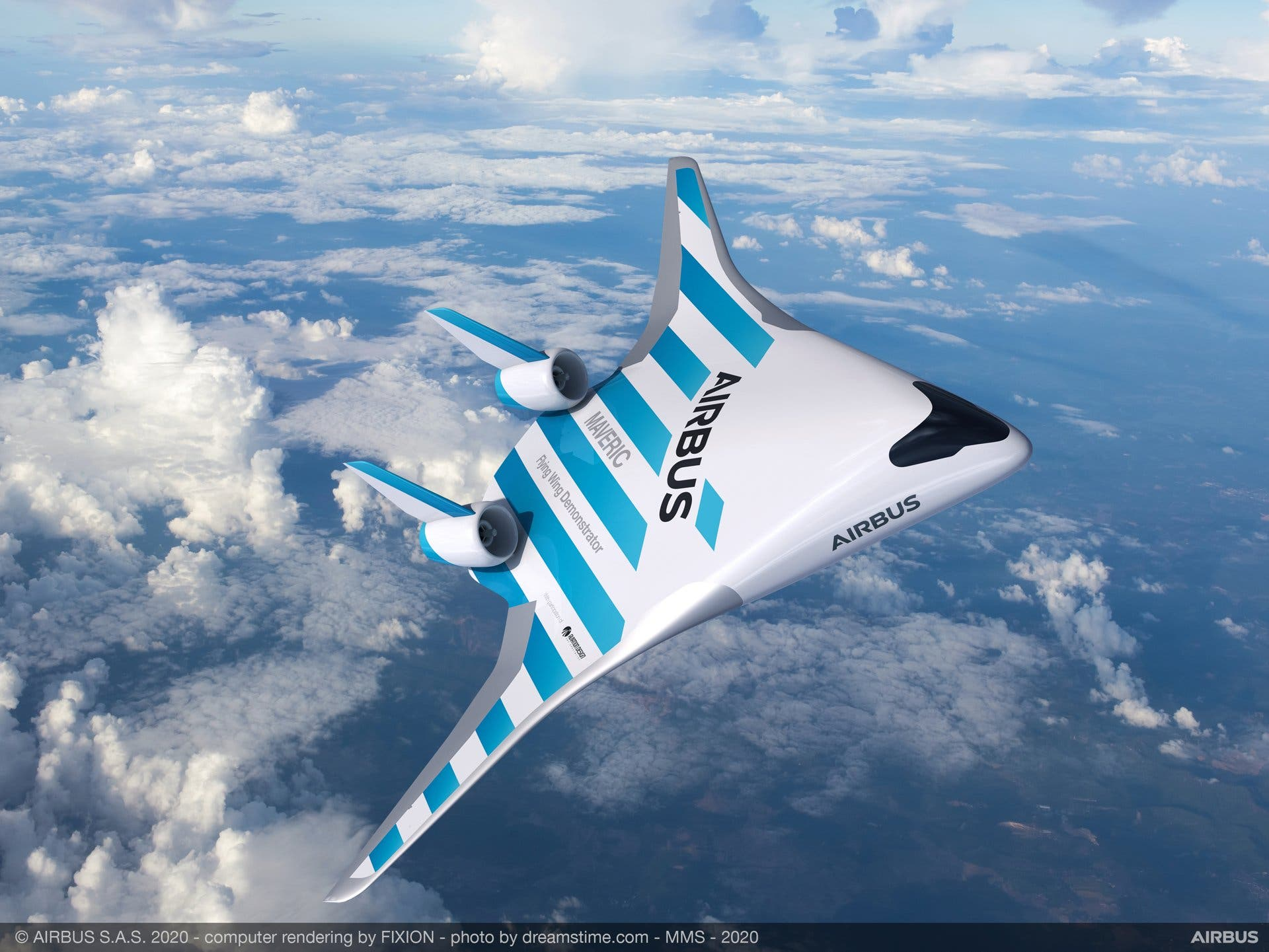 Airbus MAVERIC Design Study Project Is 20% More Efficient Than Today's Airplanes | CleanTechnica