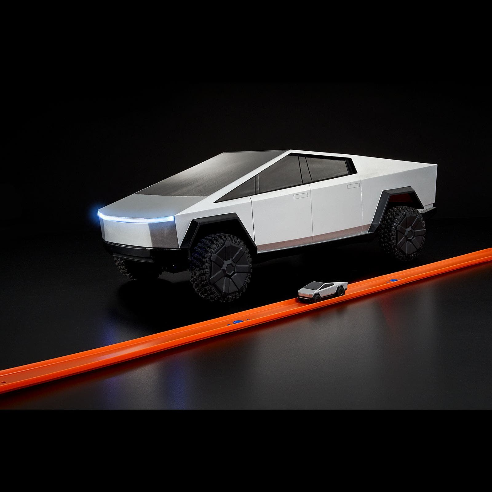 Mattel Partners With Tesla To Make RC Toys
