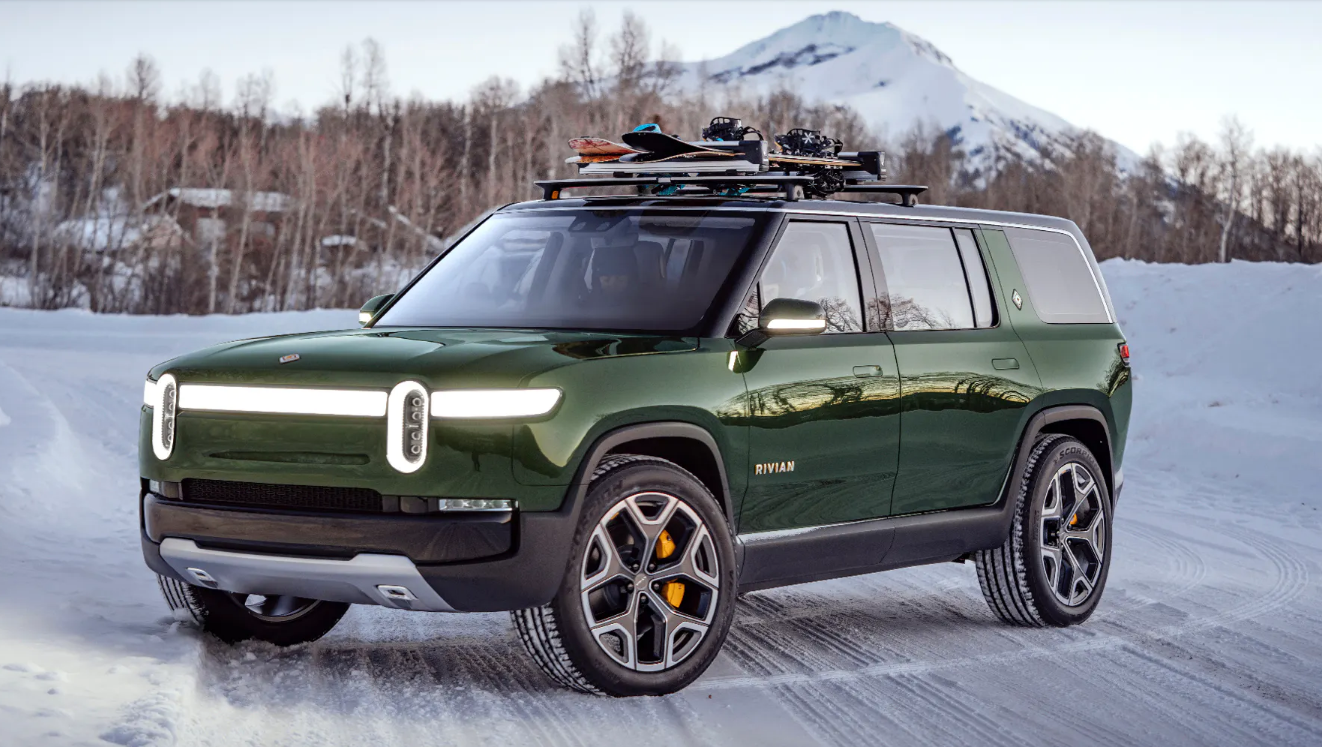 Ford Cancels EV Plans With Rivian | CleanTechnica