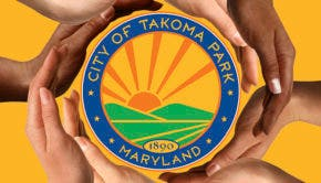 City of Takoma Parlk sea;