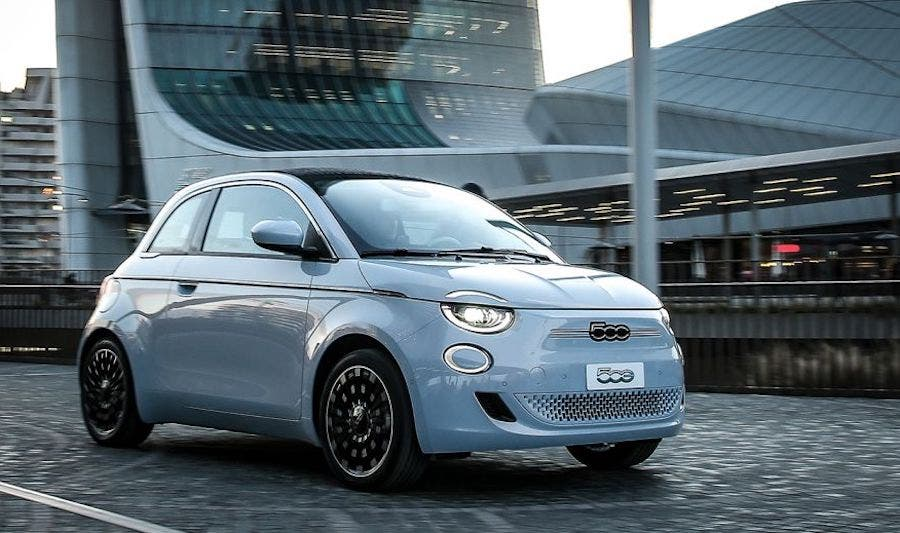 2020 Fiat 500e - Totally Redesigned