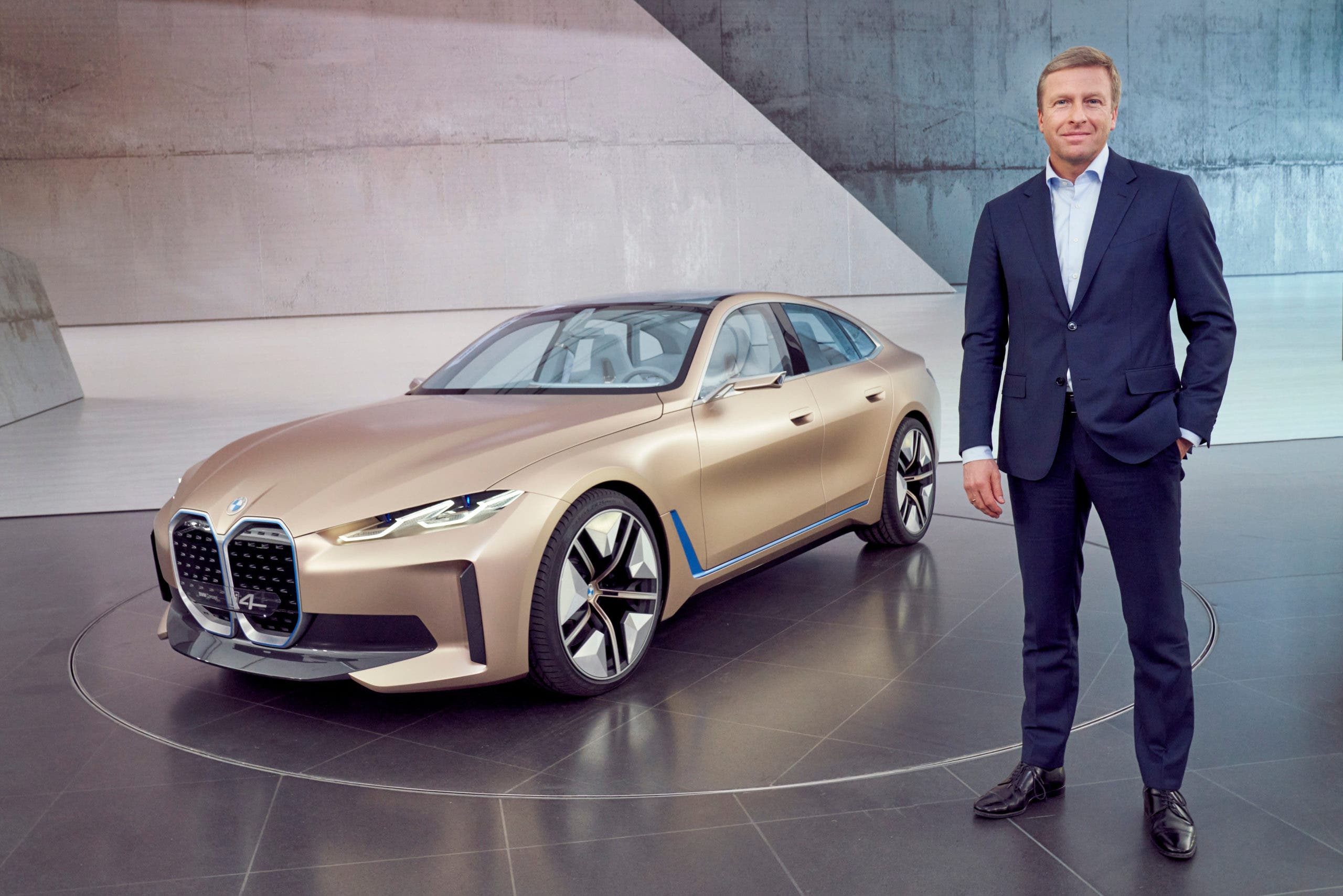 All Hope Is Not Lost For Bmw New Ceo New Cto