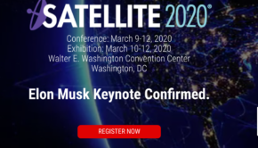 Satellite 2020 conference