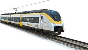 Siemens battery electric train