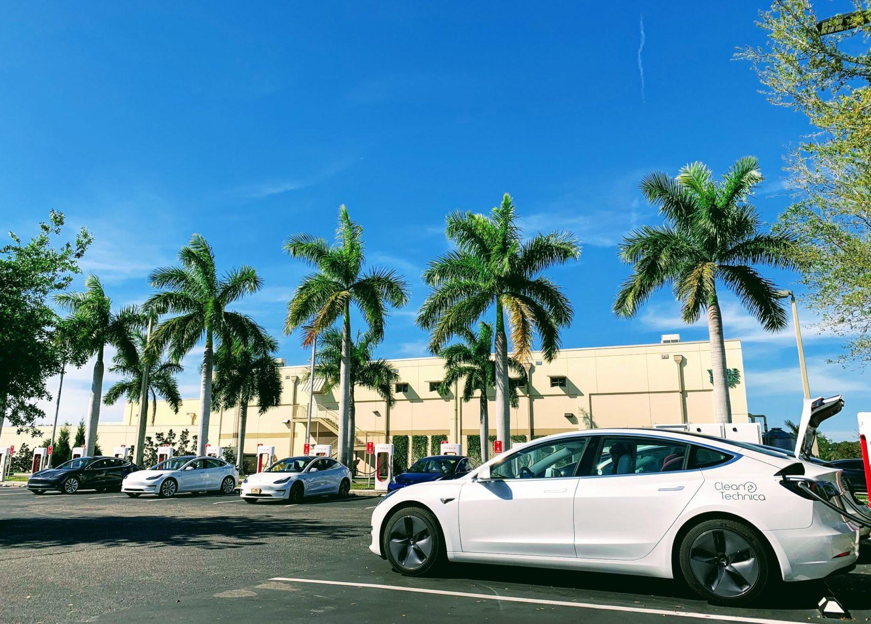 Tesla air pollution