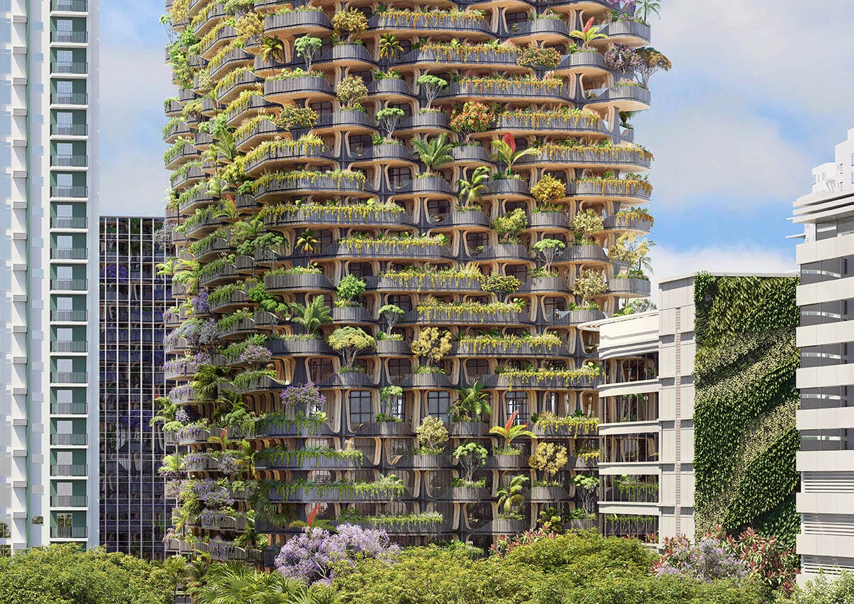Rainbow Tree Residential Tower
