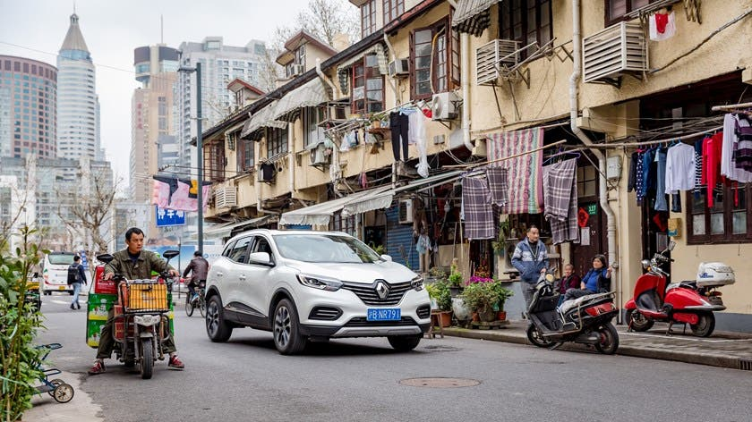 Renault in China