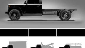 Bollinger electric Class 3 truck chassis