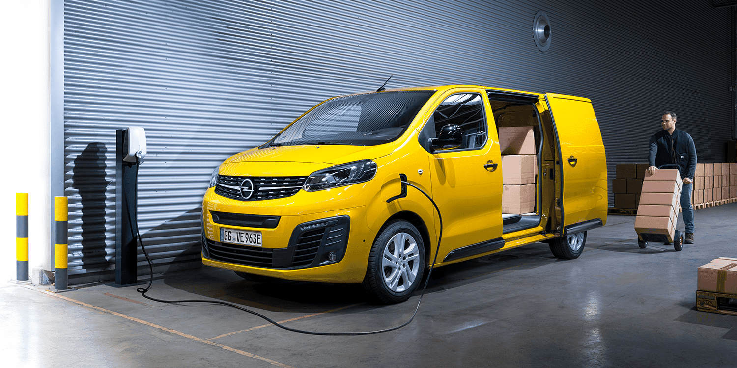 samling bro Digital  Opel Vivaro-e Gets More Range, London Study Finds Lower Costs For Electric  Delivery Trucks