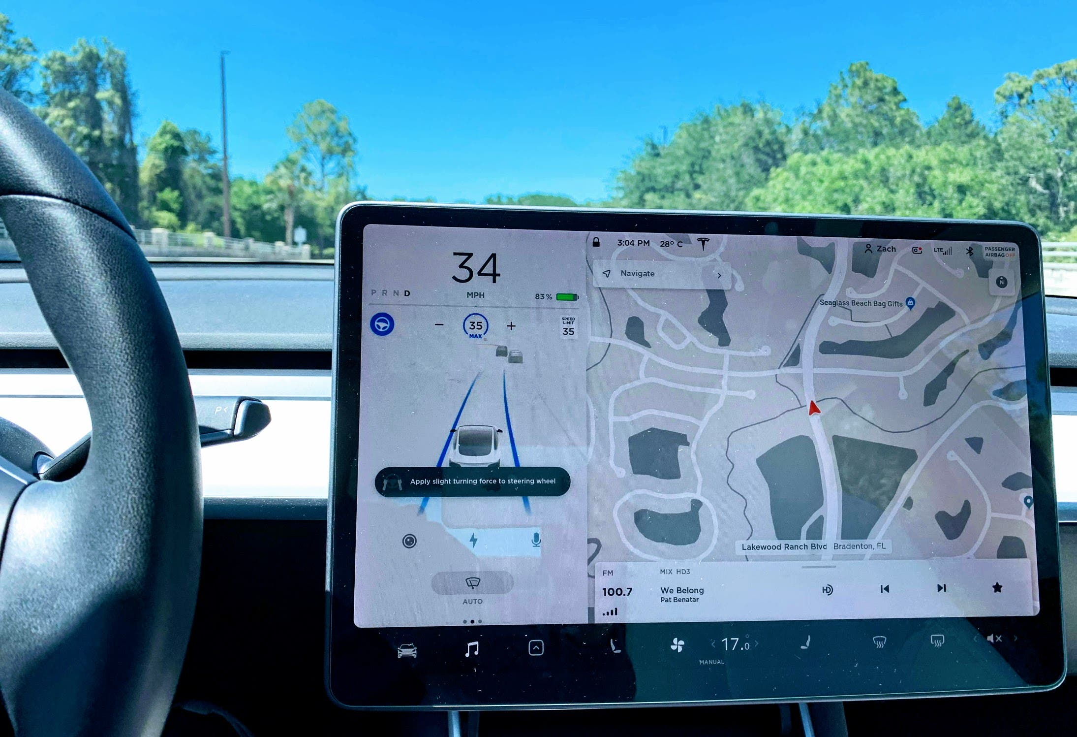 Implications Of Tesla FSD Beta If It Cuts Crashes Dramatically?    CleanTechnica