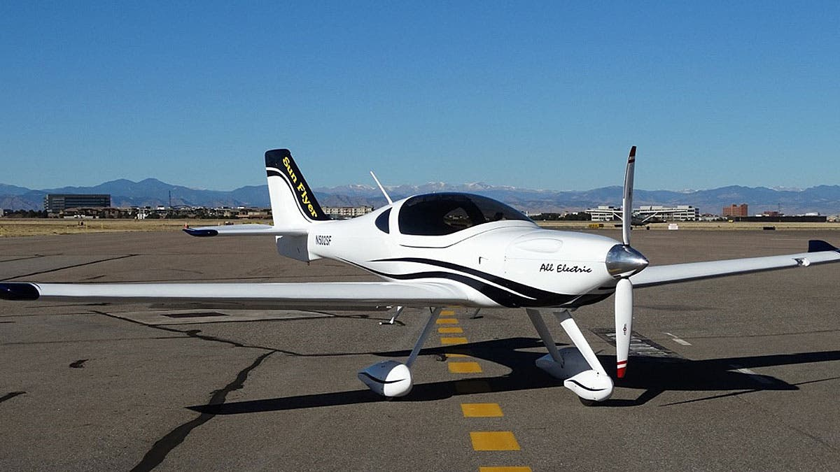 quantum electric air taxi for los angeles