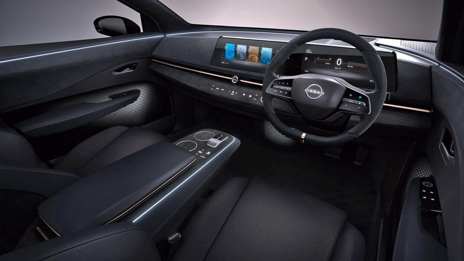 The Next Nissan Electric Car Was Revealed In A Patent Filing