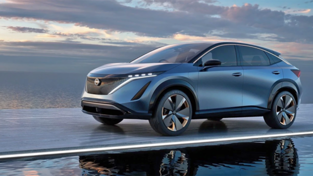 2021 Nissan Electric SUV