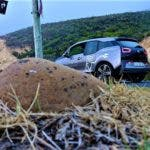 Africa's highest mileage BMW i3. Shaun Maidment's i3 has done 252 000 km (Courtesy of evCrowdRoute)