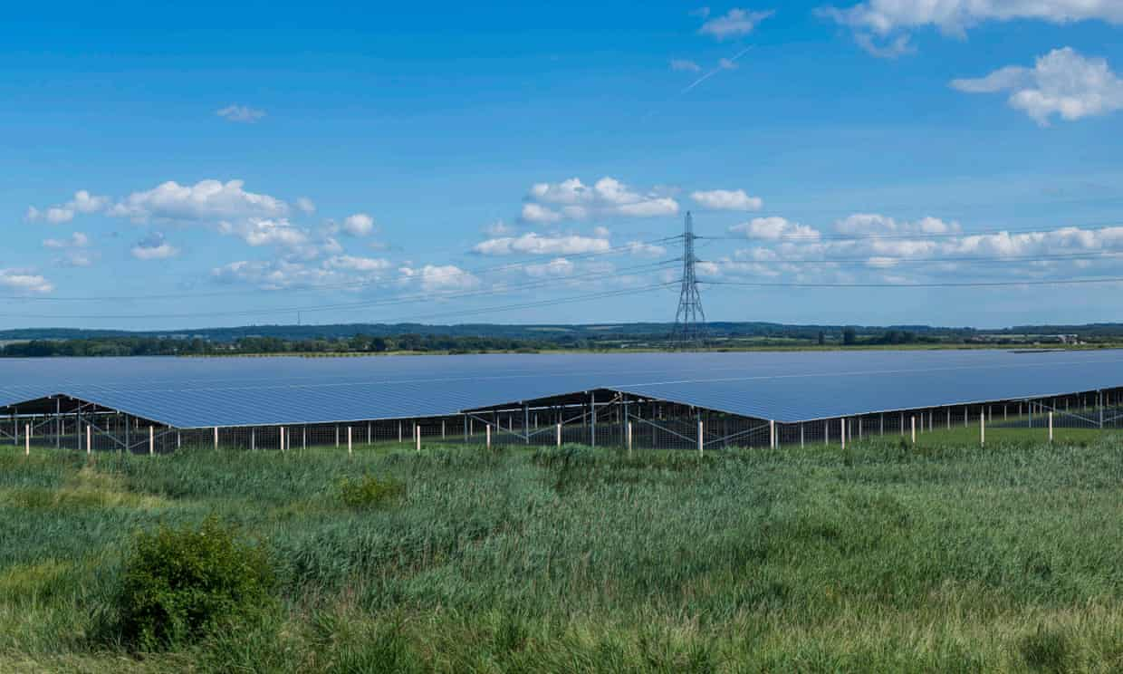 Cleve Hill solar power plant