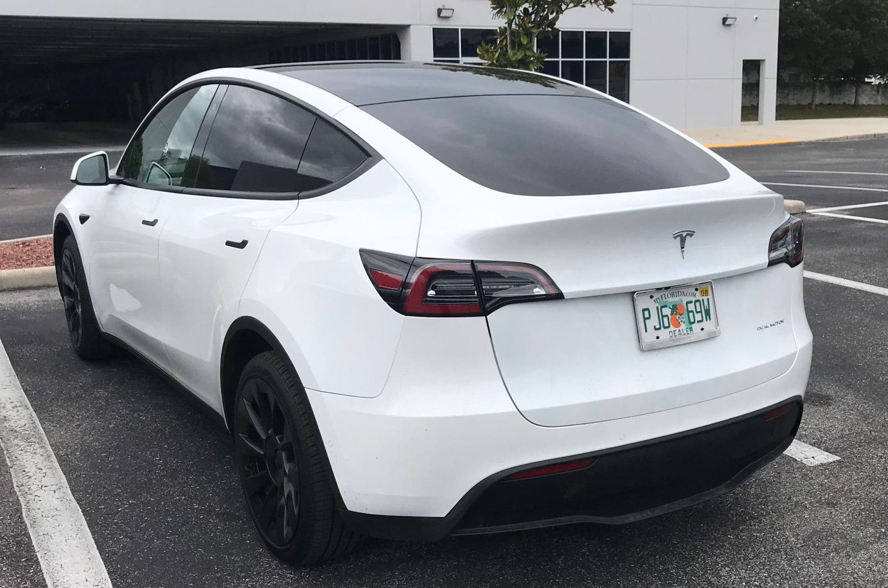 My First Impressions Of Driving A Tesla Model Y