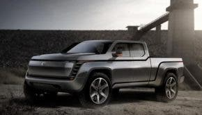 Lordstown Motors Endurance electric pickup truck