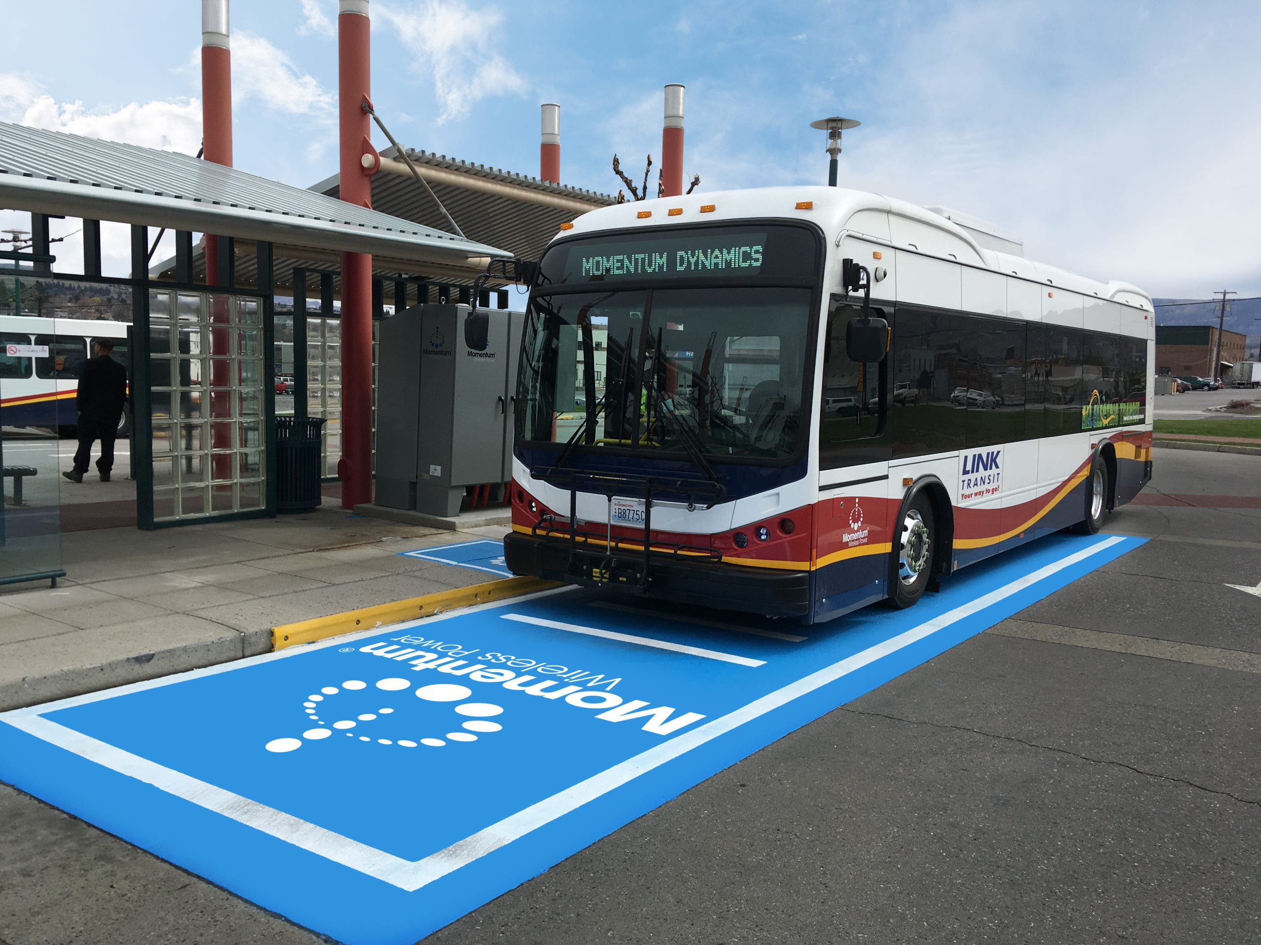 photo of Electric Bus Fleet In Washington Has Completed 50 MWh Of Wireless Charging image