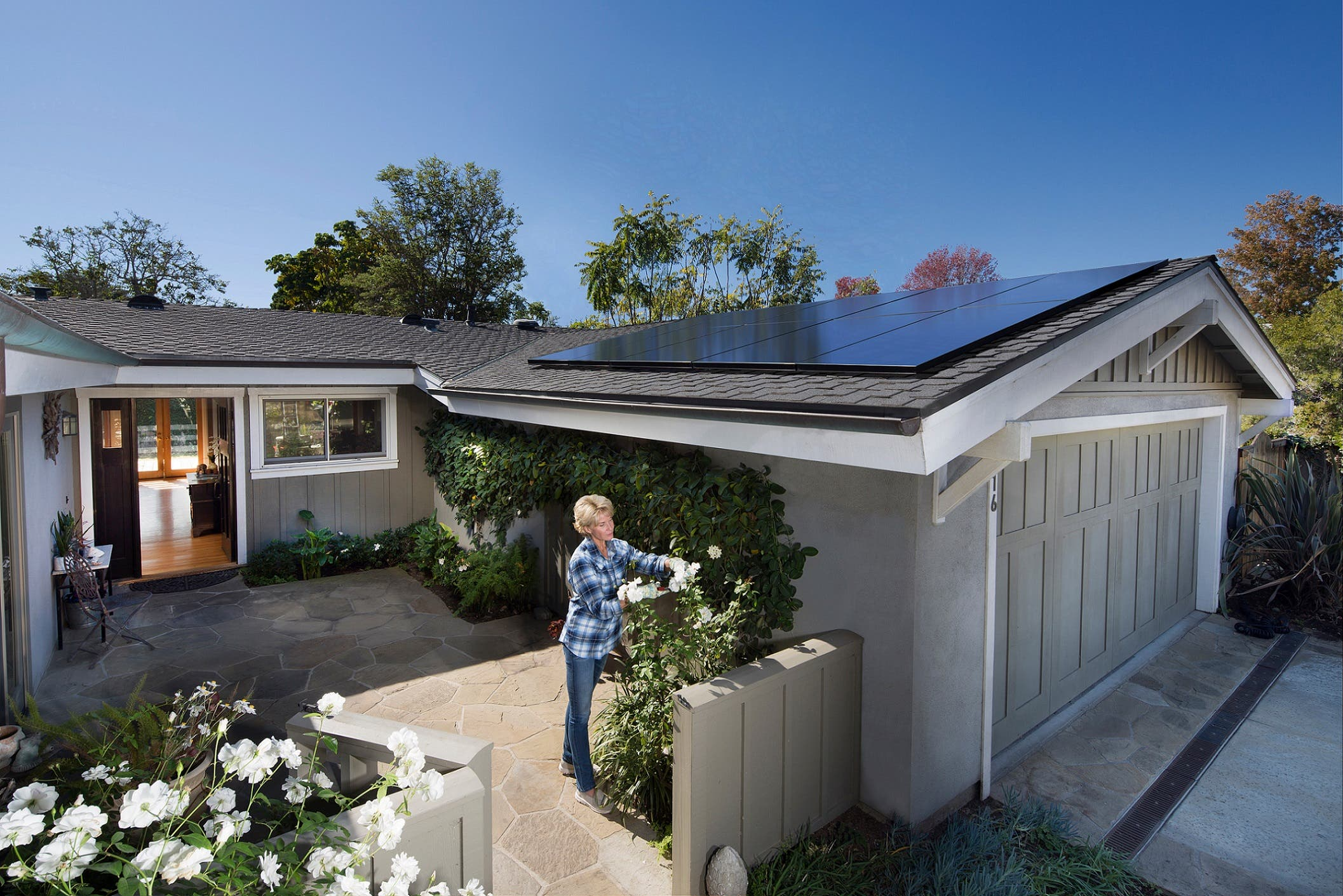 rooftop solar power USA