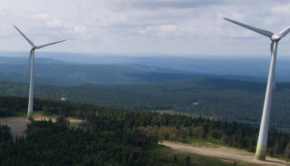 Invenergy wind turbines