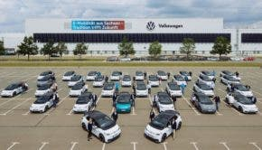 Volkswagen ID.3 test fleet