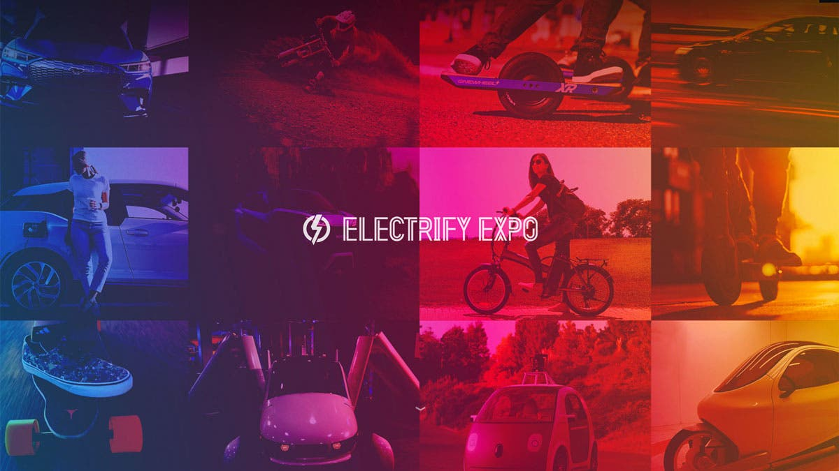 photo of Meet The Electrify Expo Podcast, With Matt Teske & Jo Borrás image