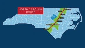 Atlantic Coast gas pipeline