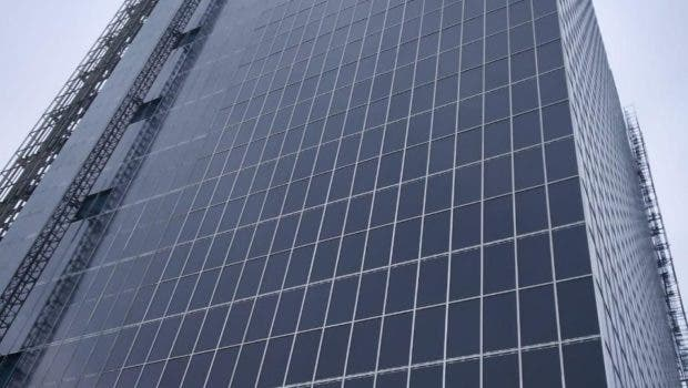 India's Largest Building Integrated Vertical Solar System & The Road Ahead