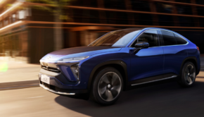 NIO electric SUV