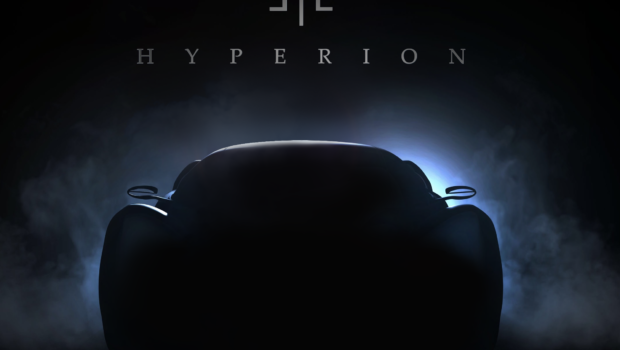 Secretive SoCal Startup Hyperion Teases Hydrogen Fuel Cell-Powered Electric Supercar