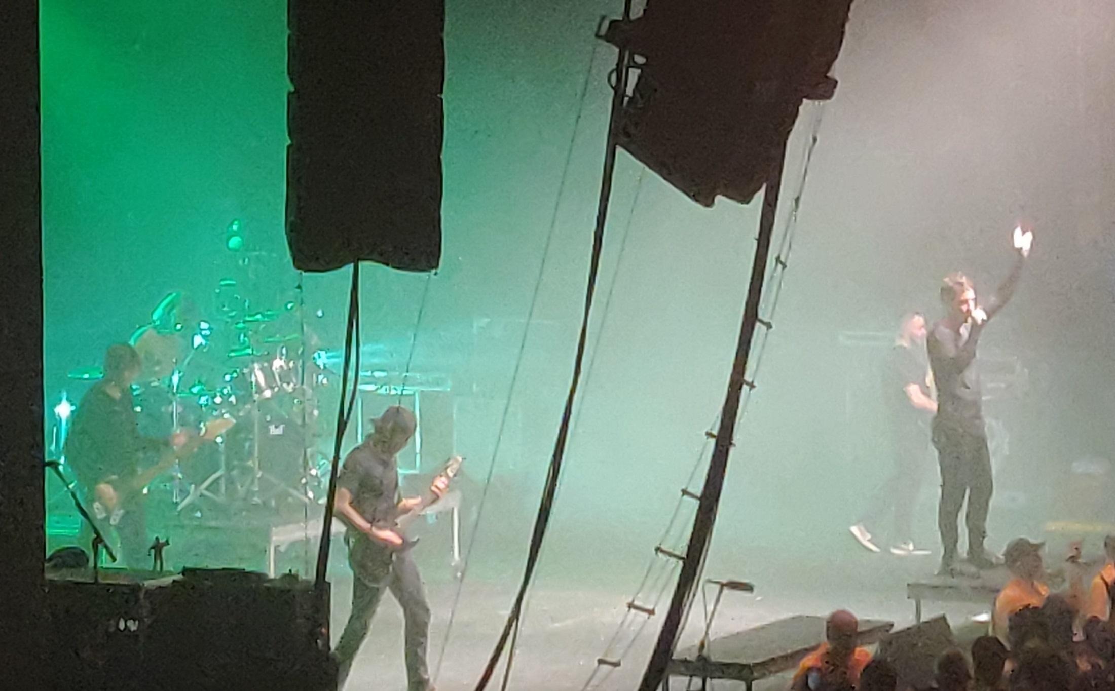 Parkway Drive Concert