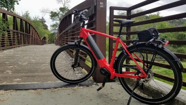 Gazelle Ultimate T10+ electric bike