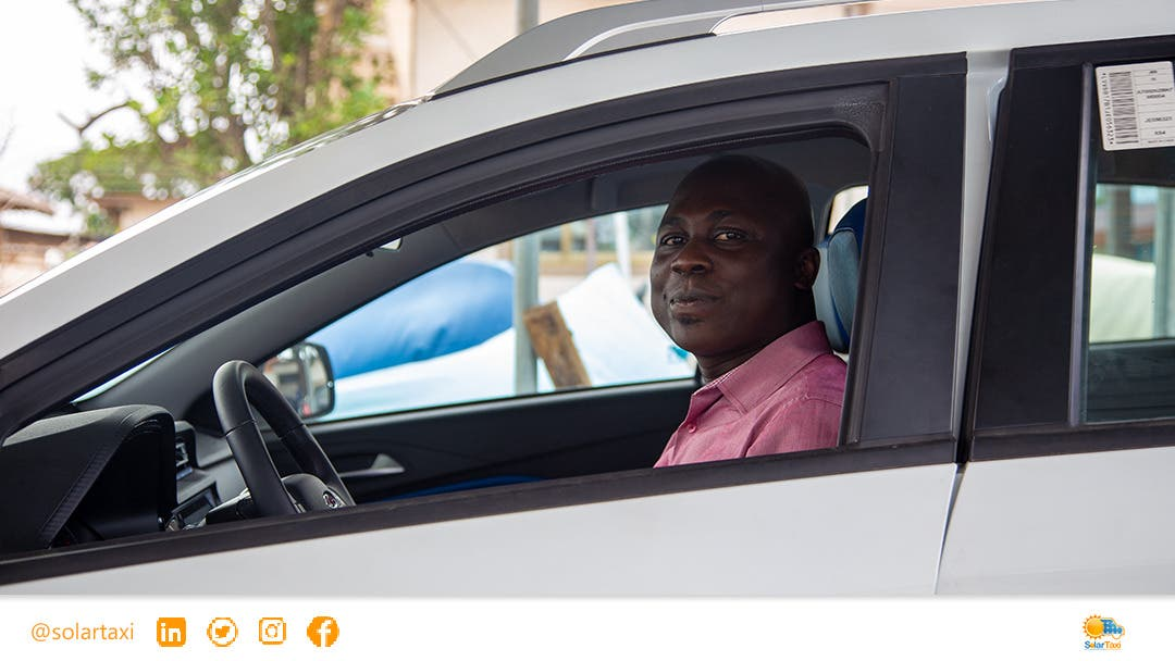 Solar Taxi Ghana launches the  first electric car SUV for Ghanaian market