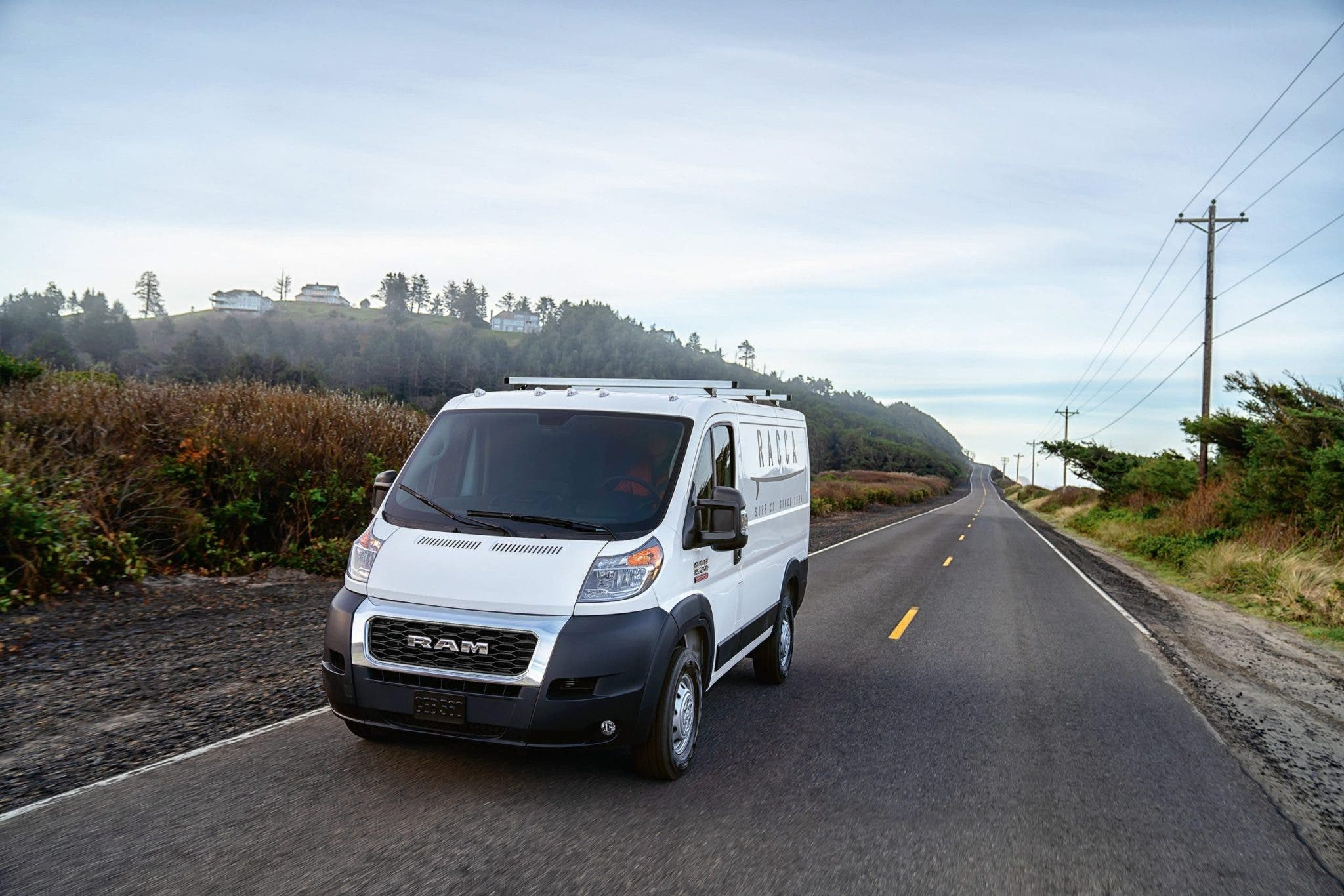 RAM van to use Waymo self driving tech